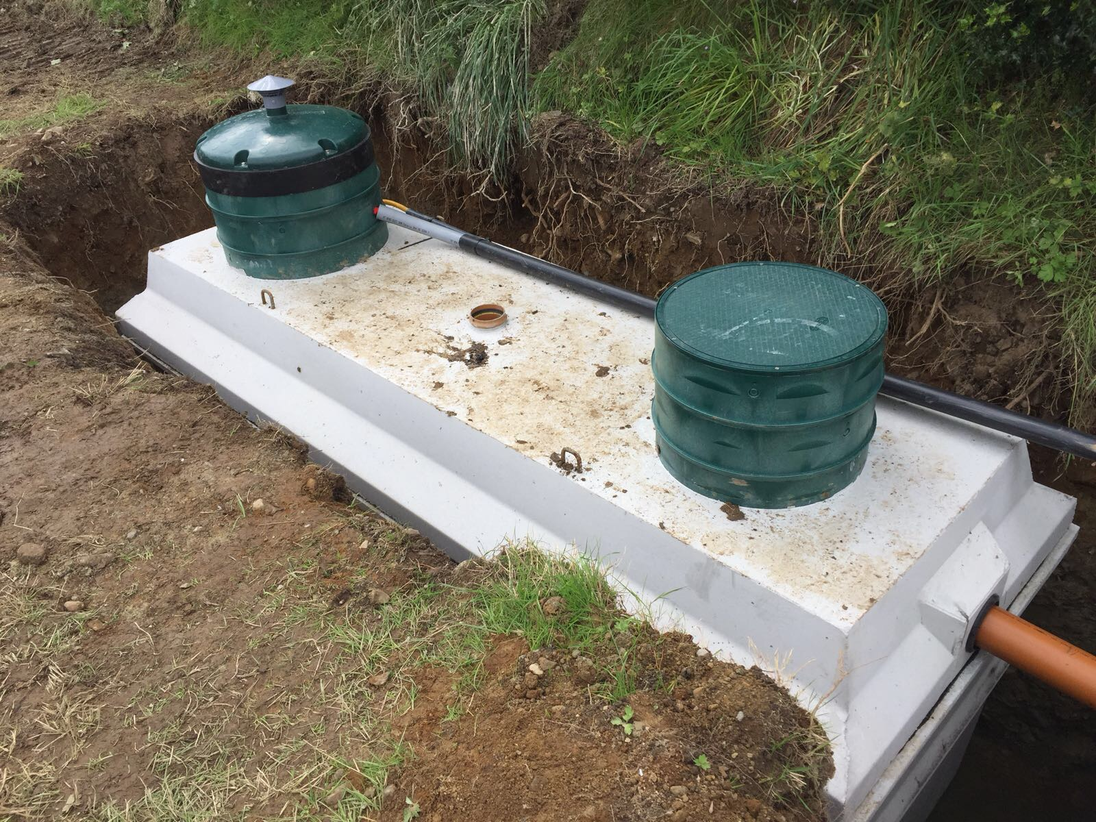 Wastewater Treatment Northern Ireland- Republic of Ireland