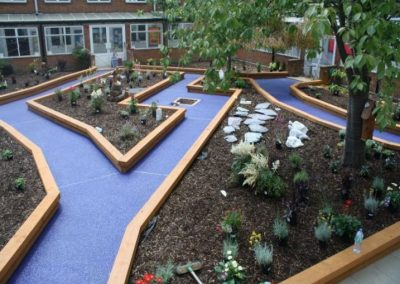 Resin Bound Playpark Surfacing