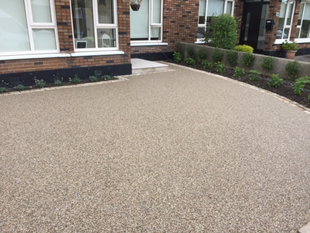 resin bound aggregate Ireland