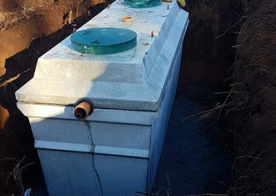 Water Treatment Tank Armagh