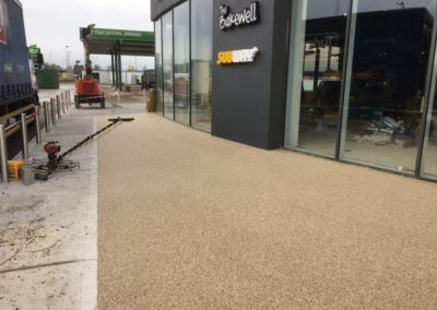 Applegreen Project – Resin Bound Path