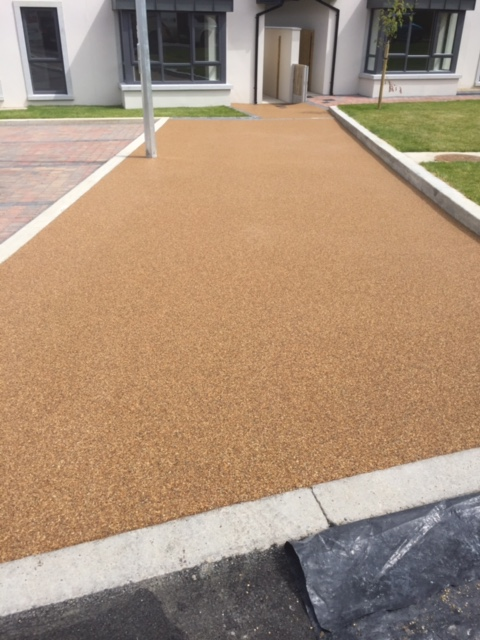 Resin Bound Aggregate Belfast