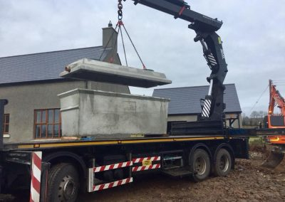 Waste Water Treatment Tank Tyrone