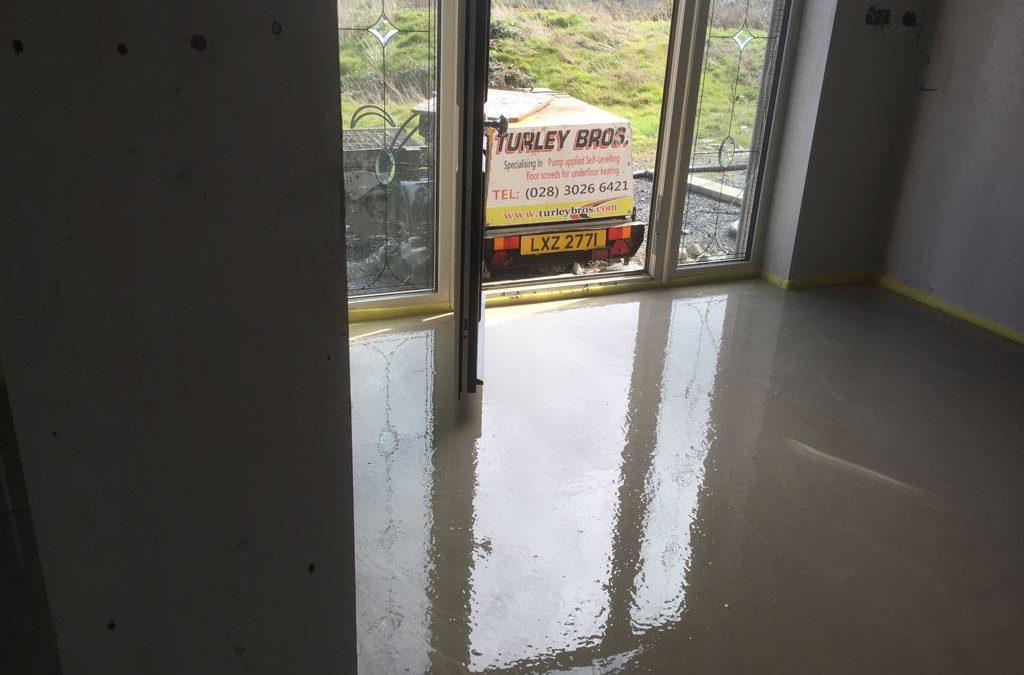Liquid Floor Screed Co.Down