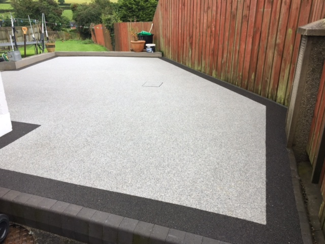 Resin Bound Gravel Driveways Ireland