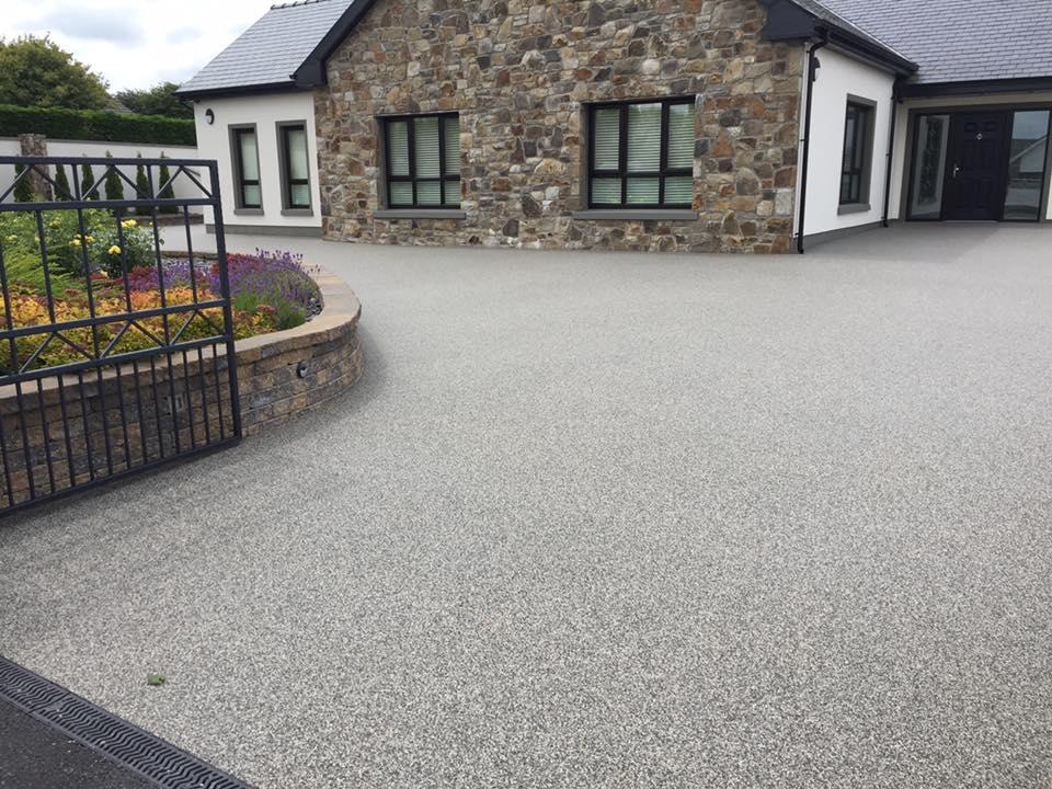Resin Bound Driveway Ireland Turley Bros