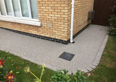 Resin Bound Aggregate Driveway Dublin