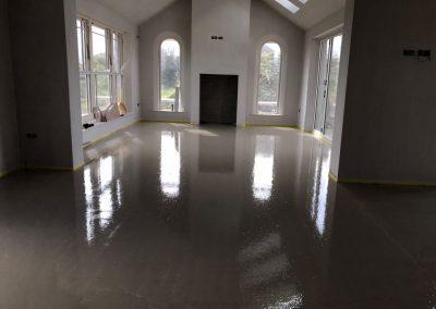 Liquid Floor Screed Northern Ireland