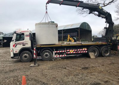 Commercial Waste Water Treatment Tank Ireland